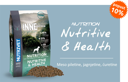 inne nutrition nutritive and health hrana za pse popust 10 posto