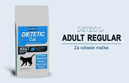 diatitic cat adult regular hrana za macke nova