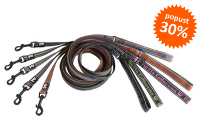 Hurtta: Reflective leash