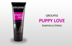 Group55: Puppy Love – Šampon za štence