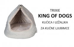 Trixie Kućica i ležaljka za pse KING OF DOGS
