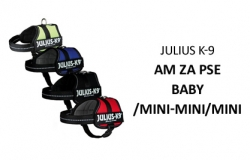 Julius K-9: Am za pse baby/mini-mini/mini