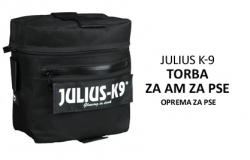 Julius K-9: Torba za am za pse
