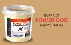 Nutrivet: Power dog