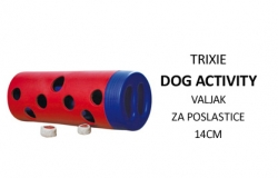 Trixie: DOG ACTIVITY, valjak za poslastice 14cm
