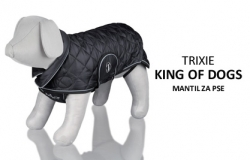 Trixie: Mantil za pse KING OF DOGS