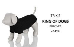Trixie: Pulover za pse KING OF DOG