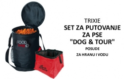 Trixie: Set za putovanje za pse DOG & TOUR