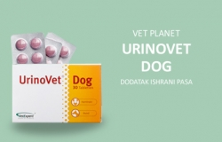 Vet Planet: UrinoVet Dog dodatak ishrani pasa