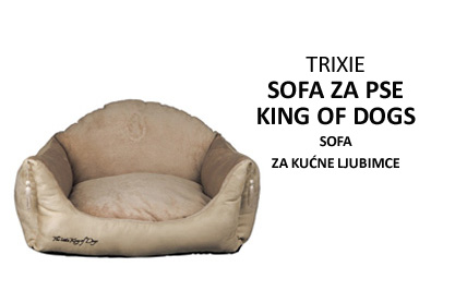 Trixie: Sofa  za pse KING OF DOGS