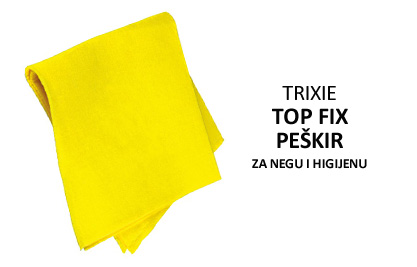 Trixie: TOP FIX peškir za pse