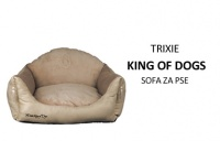 Trixie: KING OF DOGS sofa